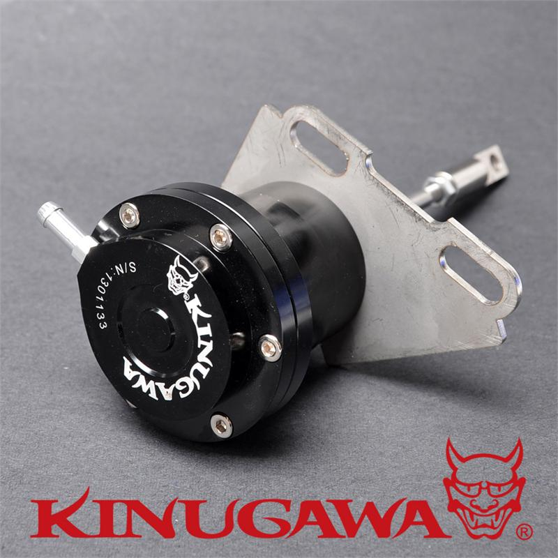 Kinugawa Adjustable Turbo Wastegate Actuator for VOLVO 740 940 TD04H-13C 1.0 bar / 14.7 Psi