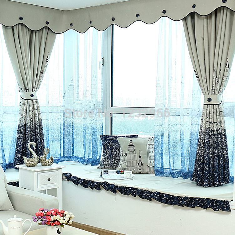 Buy 2014 luxury cortinas para sala kids for Fabrics for children s curtains