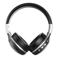 B19 Bluetooth Headphones Wireless Stereo Earphone with Mic Handsfree Headsets FM Radio Support TF Card For Phone & PC
