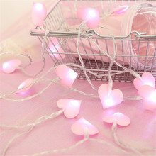 1.5M 10LEDs 3M 20LED Romantic LED String Lights for Xmas Garland Party