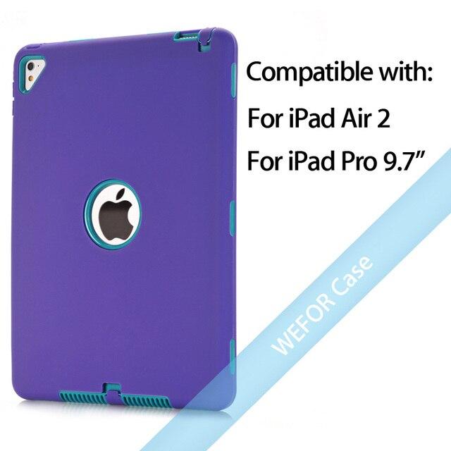 Purple and Blue Ipad pro cover 5c649ed9e3623