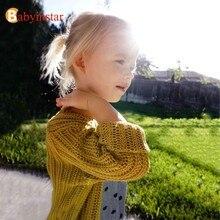 d1dff5f17a547 Boutique vêtement pour enfants Automne et D'hiver Filles Chandail Tricoté  Pulls Enfants Fille Princesse
