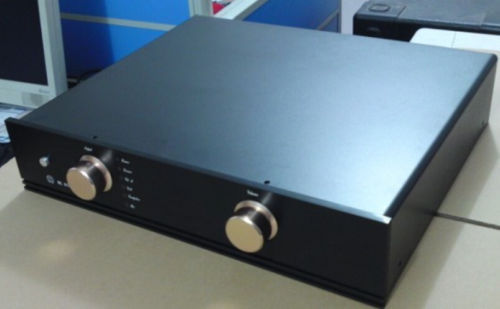ФОТО Integrat ST4309 MBL6010 Power amplifier chassis