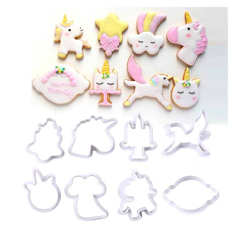 1PC Biscuit Cookie Cutter Pastry Craft Fondant Kitchen Owl Mold Baking Tool LD