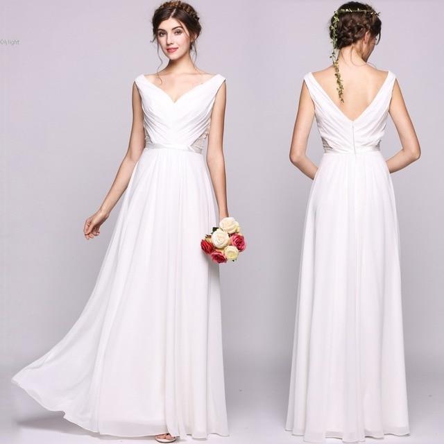 Kleid hochzeit lang – Abendkleider 2018