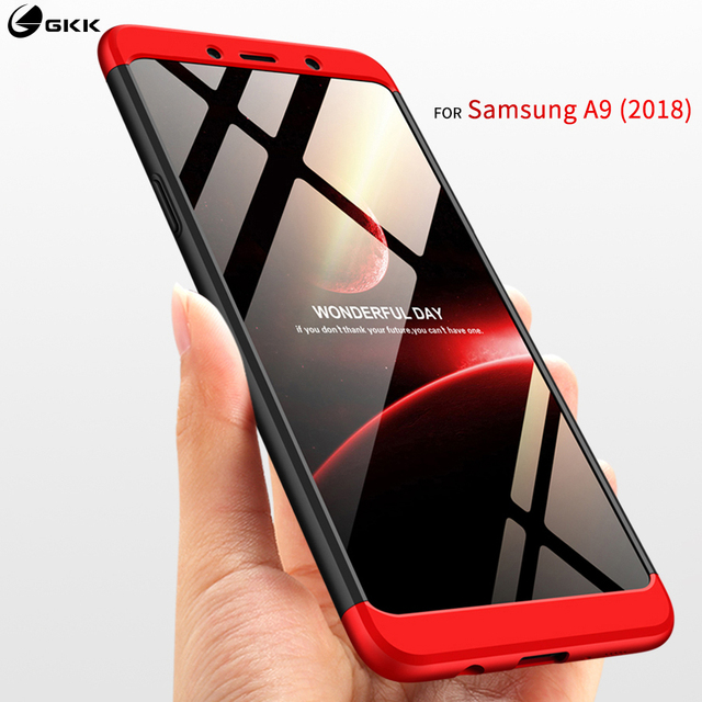 360 Shock-proof Protective Case For Samsung Galaxy A9