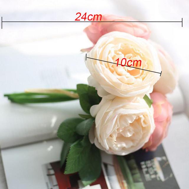 Artificial Flowers Bouquet