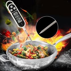 Digitale Lebensmittel Thermometer Stift Stil Küche BBQ Speise Tools Temperatur Haushalt Thermometer Kochen Termometro