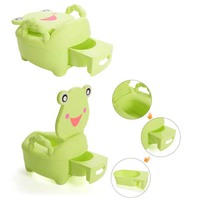 New Child Toilet Baby Panda Drawer Potty Toilet Small Infants and Young Children Pot Pinico for Boy and Girl