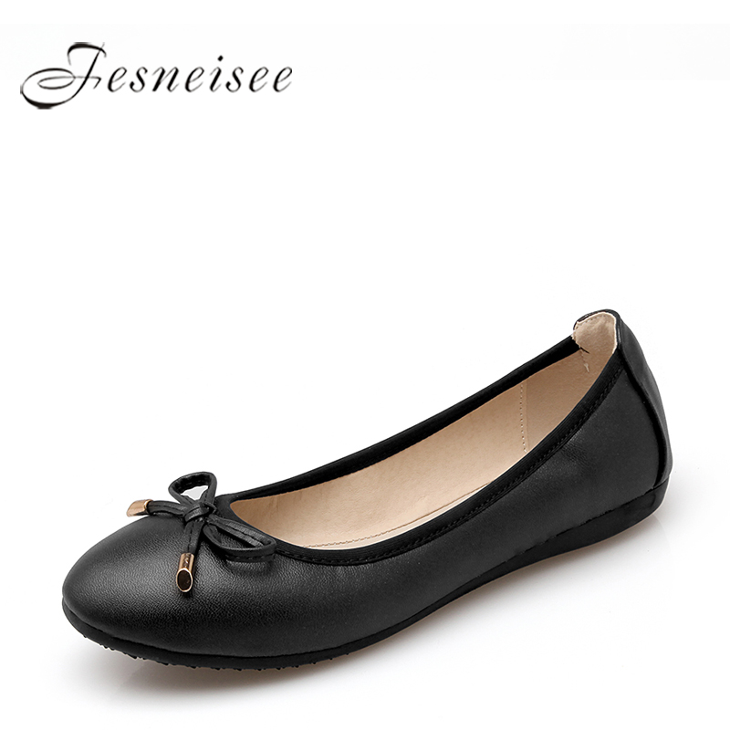 FESNEISEE Spring Summer Fashion Women Shoes Boat Shoes  Women Flats Round Toe Sequined Cloth Casual shoes Plus Size 34-45 P6.0 plue size 34 49 spring summer high quality flats women shoes patent leather girls pointed toe fashion casual shoes woman flats