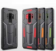 For Samsung Galaxy S9 case NILLKIN Defende 2nd Tough protector cover For Samsung Galaxy S9 Plus case cover housing 5.8'' & 6.2''