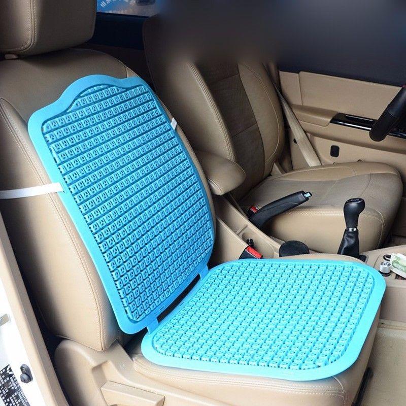 Summer Plastic Breathable Cool Car Seat Cushion Truck Auto Chair Cover