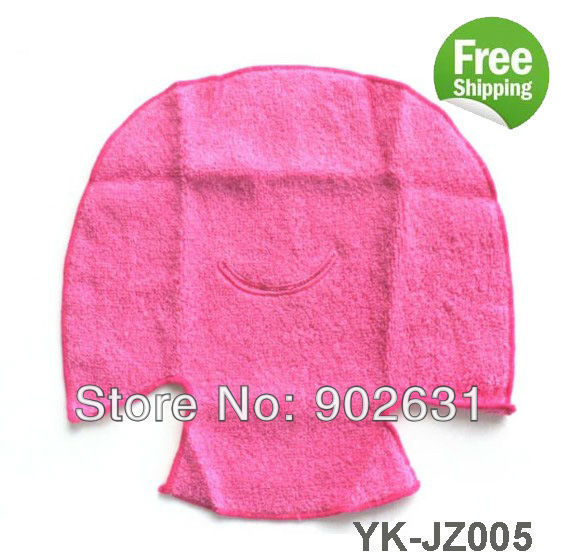 Free Shipping New Arrival Logo Printing Best For Women Girls 100% Cotton Towel facial mask towel