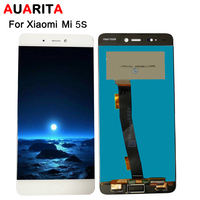 AAA Quality 1pcs LCD For Xiaomi Mi5s Mi 5s Xiaomi5s LCD Display Touch Panel Screen Digitizer
