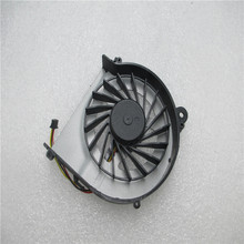 New&Original Cooler cpu Fan for HP Pavilion G6 G4 Laptop 646578-001 CQ42 G42 CQ62 G7 CQ56 G56 MF75120V1-C050-S9A KSB06105HA original laptop motherboard compa pavilion cq62 cq42 595184 001 da0ax1mb6f0 hm55 pga989 ddr3 fully tested