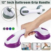 Портативная ручка для ванной, спа, ванны, душа, поддержка безопасности, крепление на присоске, ручка-бар, Вакуумная присоска, противоскользящая поддержка