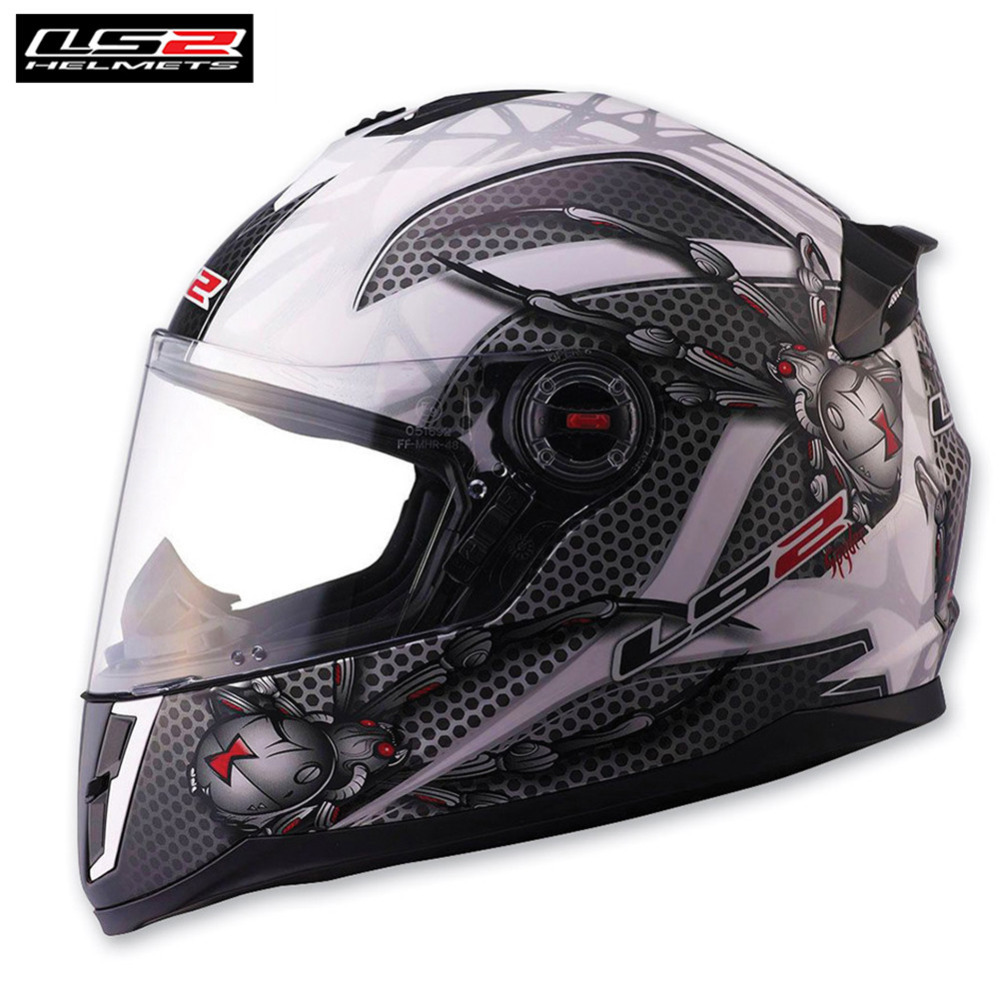 LS2 Savane FF392 Motorcycle Helmet Kids Youth Junior Casco Moto Capacetes de Motociclista Helmet Casque Moto Helm