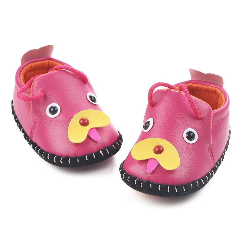 Baby Erste Wanderer Jungen Krippe Schuh für Mädchen Cartoon Doggy - Babyschuhe - Foto 4