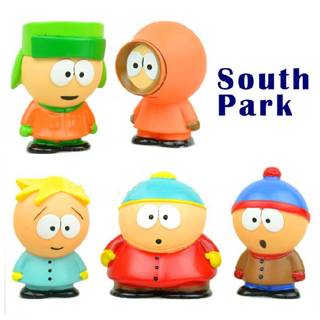 Free Shipping Anime South Park The Stick Of Truth Kyle Butters Kenny