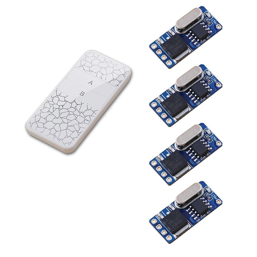 High Quality  DC3.6V  4.5V 5V 6V 7.4V 9V 12V Remote Controller Wireless Receiver Transmitter Light Led Lamp Power Remote ONOFF high quality infrared receiver module ir remote controller