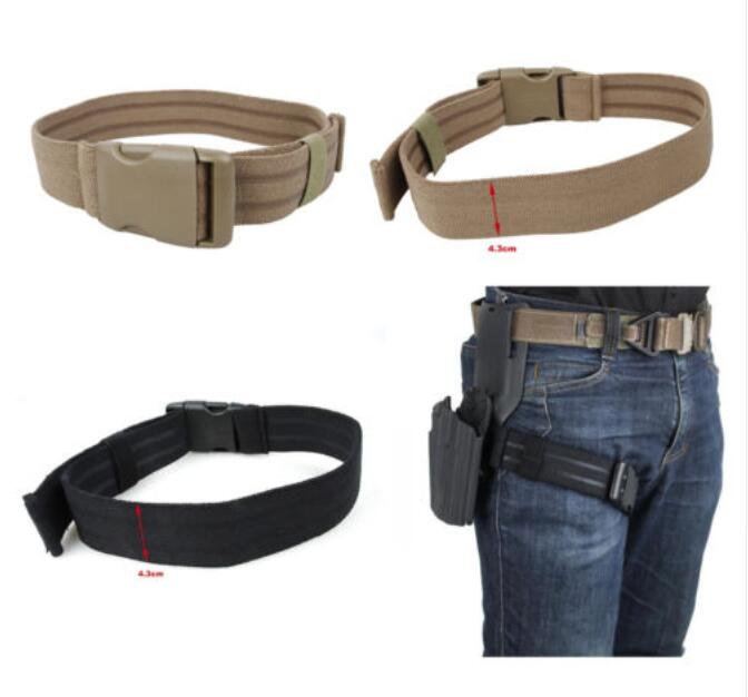 TMC2955 Thigh Strap  Tactical Matching Of Elastic Rubber Band For Leg Hanger