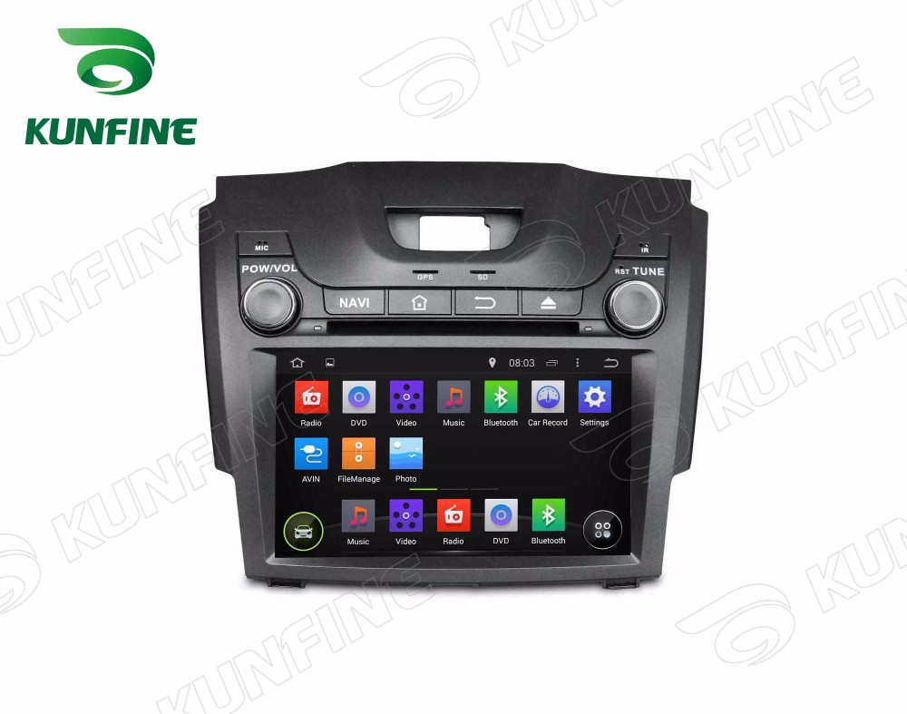 Car dvd GPS Navigation player for S10 2013 7 inch B