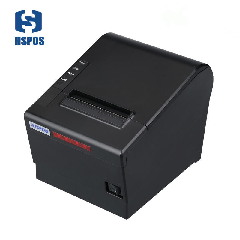 80mm wifi  GPRS thermal printer with opos auto cutter Sound and light alarm ticket receipt printer for kitchen bill printing wifi thermal printer receipt printer thermal printer - title=
