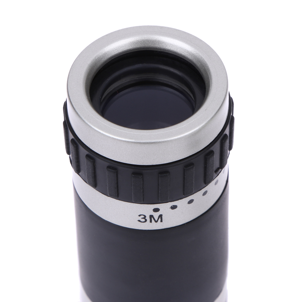 ALLOYSEED Universal 8X Zoom Telescope Telephoto Camera Lens Mobile Phone Lens with Clip for iPhone Samsung Huawei Smarts Phones 16