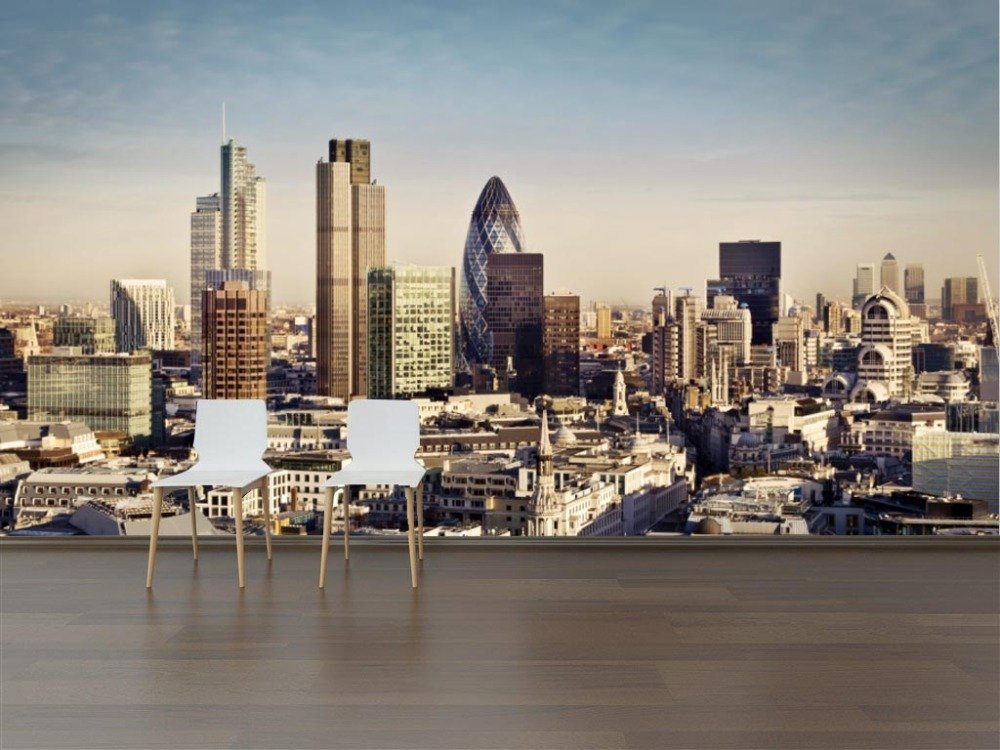 [Self-Adhesive] 3D Britain London City Scenery 8 Wall Paper mural Wall Print Decal Wall Murals