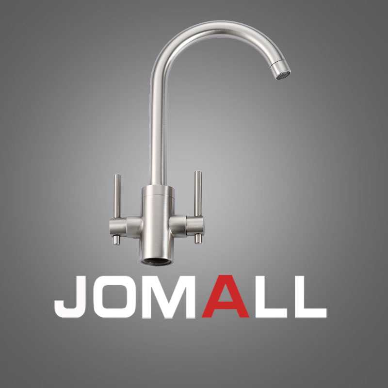 Metal wire drawing New Deck Mounted Brass Kitchen Faucet Single Handle Swivel Spout Sink Mixer Tap modern new deck mounted antique brass kitchen faucet swivel spout single handle sink mixer tap