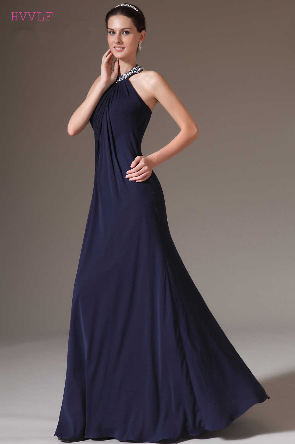098ff690f84b0 Detail Feedback Questions about Favordear Sexy Deep V Neck Navy Blue ...