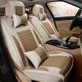 3D Diseño Envolvente Completo Temporadas Amortiguador Del Coche Cubierta de Asiento de Coche Para Toyota Camry 40 Verso Corolla RAV4 FJ Land Cruiser LC 200 cívica