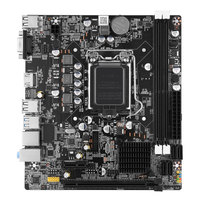 Mainboar Sound Card CPU Interface LGA 1155 DDR3 Accessories Integrated Graphics USB3.0 Desktop Computer Professional Motherboard