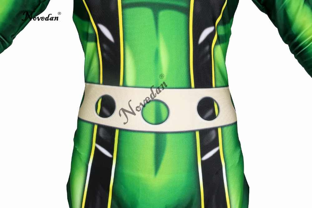 Tsuyu Asui Cosplay My Hero Academy Costume Anime Cosplay Boku No Hero Academia Asui Tsuyu Costume Womens Full Body Suit