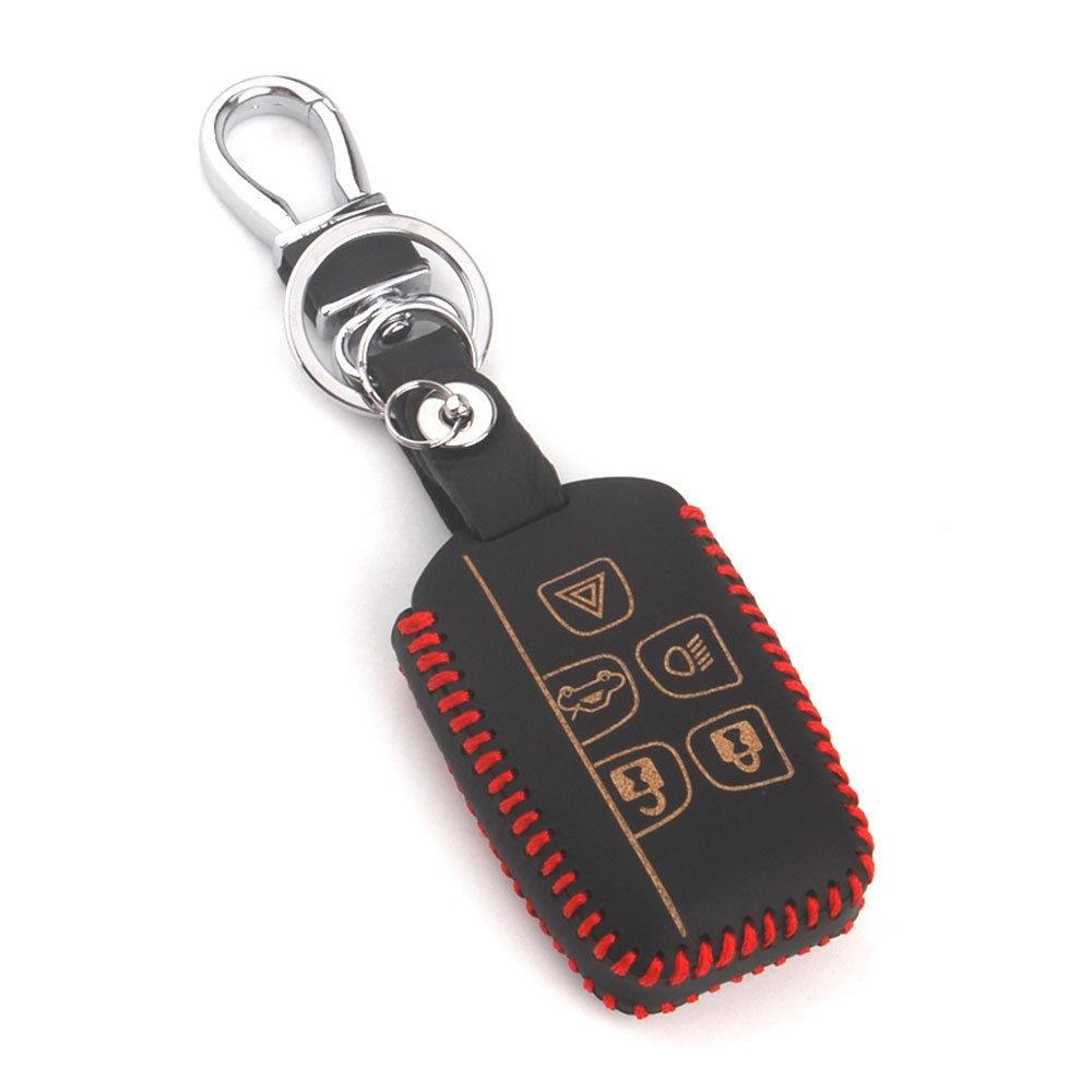 Housse Protecteur de Porte Clé 5 Button Pour JAGUAR XJ XJL XF