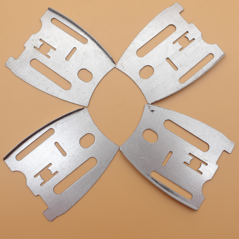 4Pcs/lot Guide Bar Plate For HUSQVARNA 61 66 181 266 268 272 XP 281 XP 288 XP Chainsaw 501 81 48-01