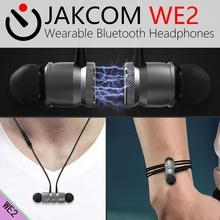JAKCOM WE2 Wearable Inteligente Fone de Ouvido venda quente em Fones De Ouvido Fones De Ouvido como ie80 yotaphone a4tech
