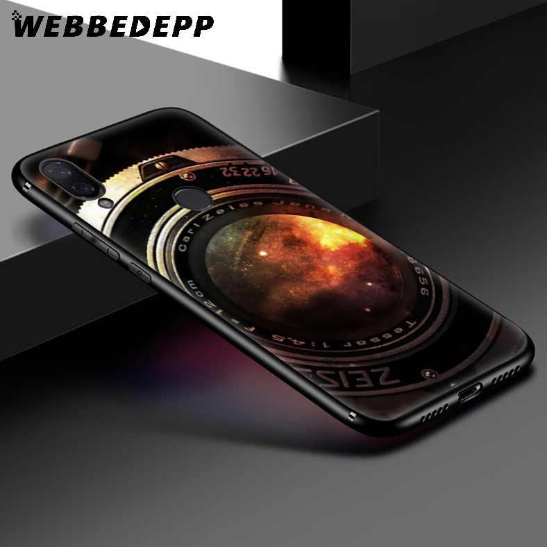 WEBBEDEPP Камера смешной крутой арт Мягкий силиконовый чехол для телефона для Xiaomi Redmi GO 4A 4X5 5A 6 6A S2 Note 4 4X5 6 5A 7 Pro Plus Prime