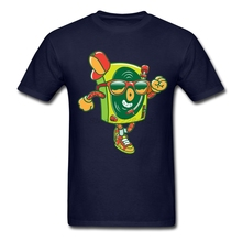 "Cool summer ""Turntable Man"" t-shirt"