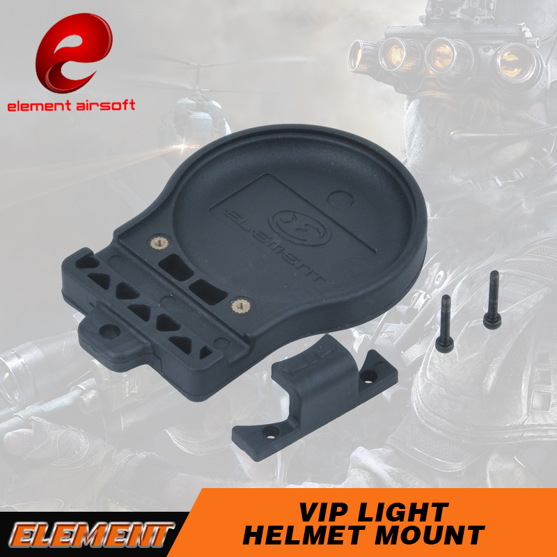 Element Ex335 Tactical Vip Light Sos Strobe Light Helmet Mount Accessories De Bk Sports Safety e04065