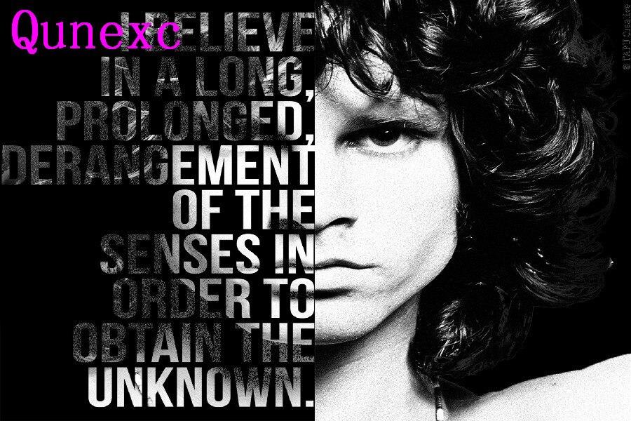 The Doors Music Band Jim Morrison Rock Music Poster