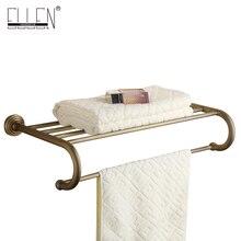 Аксессуары для ванной комнаты полотенце полки античная бронза настенные полки полотенце для ванной оборудования-80262