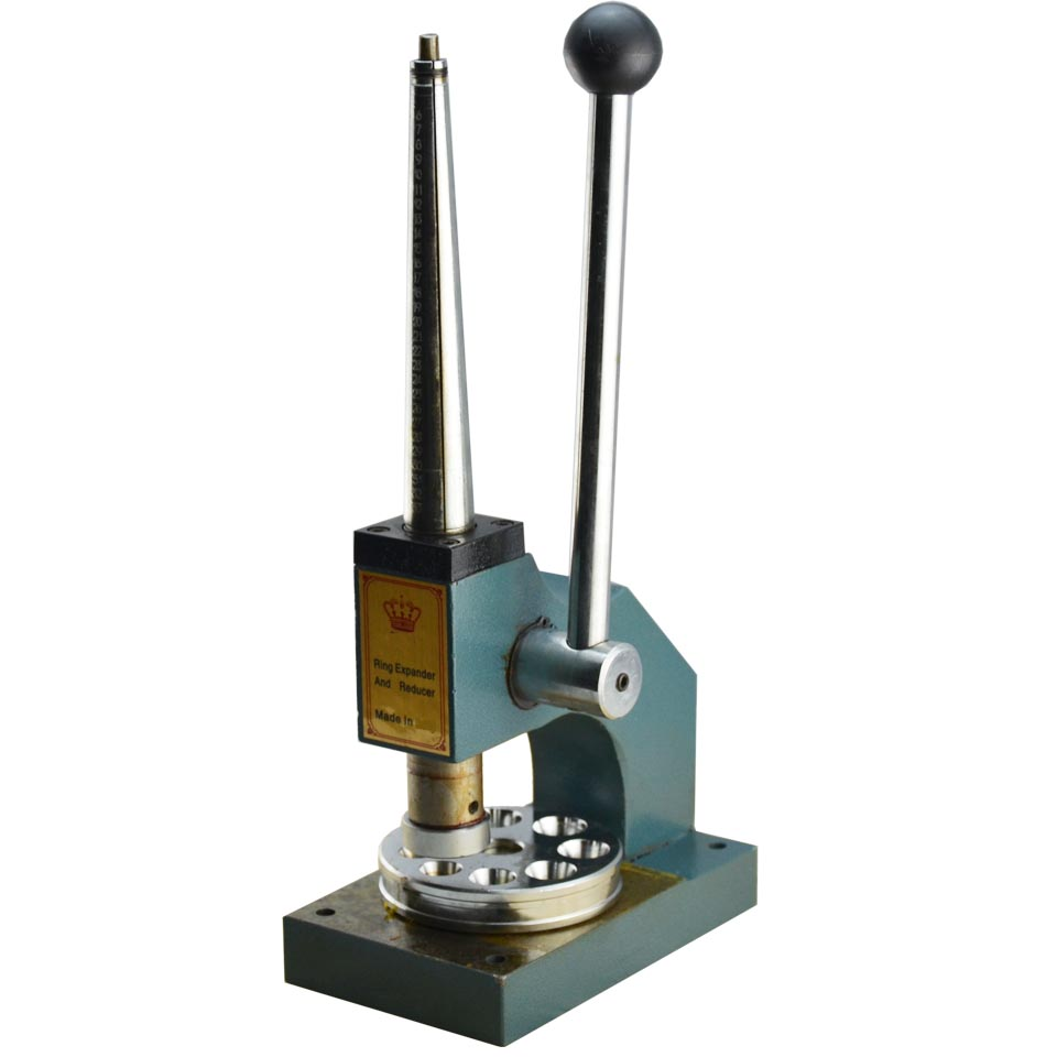 Cheap Price Ring Sizing Machine Ring Stretcher And Reducer Ring making measurement tool Jewelry Tool ring stretcher and reducer machine measurement scales for hk size ring sizer making measurement tools