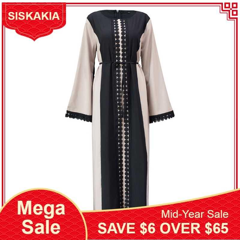 01cc29613c Detail Feedback Questions about Siskakia Fashion Muslim Abaya ...