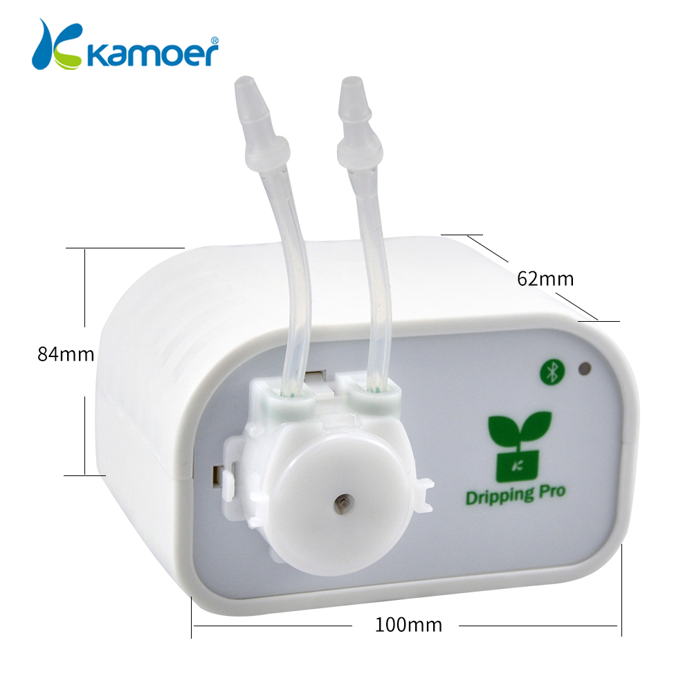 Kamoer Automatic drip irrigation System/watering kits used for plant/garden controled by Bluetooth