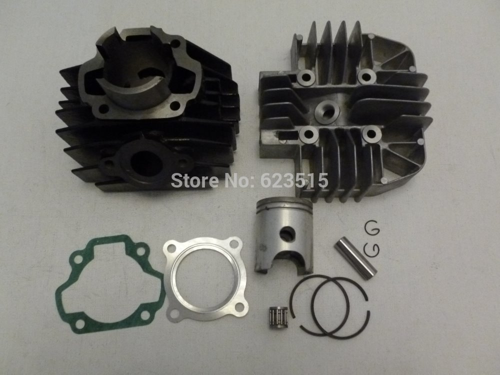Buy pw80 cylinder head piston gasket set for Yamaha parts store