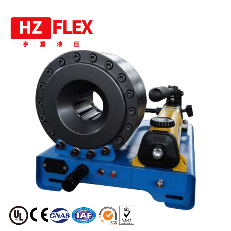 Hose Crimping Tool >> Us 1599 0 Hose Crimping Tool Hz 30a Manual Hydraulic Hose Crimping Machine Hydraulic Hose Crimper With 7 Sets Of Molds In Hydraulic Tools From Tools