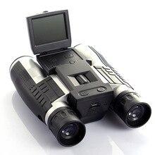 """Buy 12×32 HD Binocular Telescope digital camera 5 MP digital camera 2.0"""" TFT display full hd 1080p telescope camera Hot"""