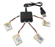BLL H8 3 7V 150mAh Mini Lipo font b Battery b font and Charger for RC
