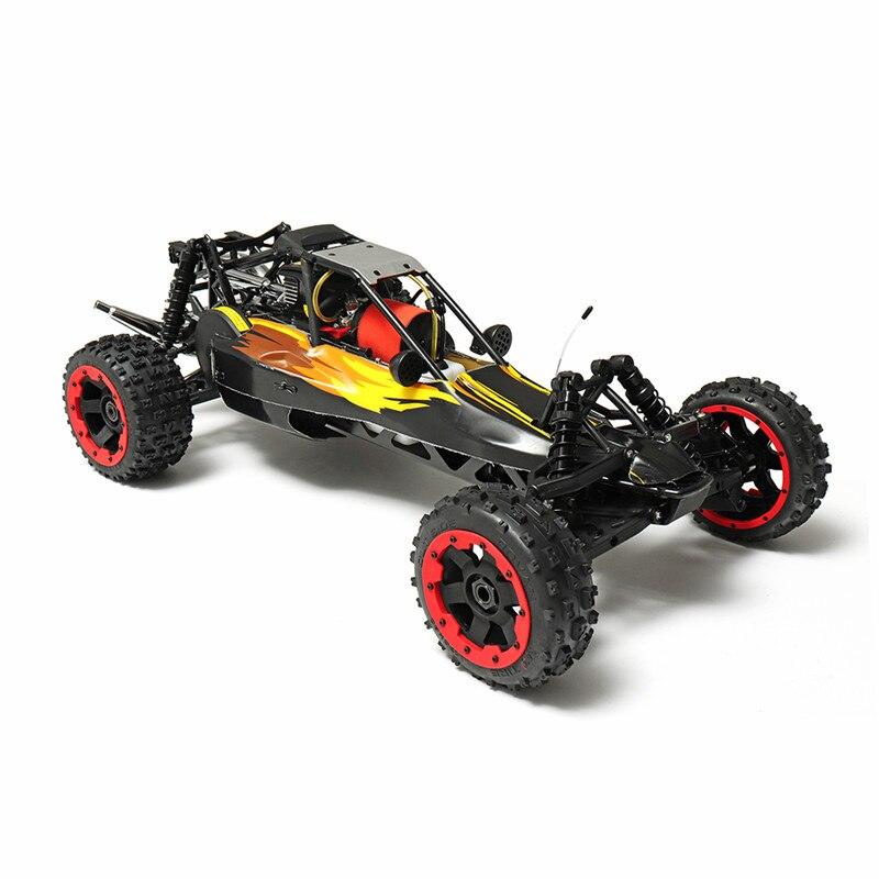 Rovan Baja 1/5 RC voiture 2.4G RWD Rc voiture 80 km/h 29cc gaz 2 temps moteur Buggy RTR camion gros jouets à l'extérieur enfants garçons cadeaux